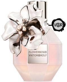 Viktor & Rolf Flowerbomb Pearl Pink Limited Edition Eau de Parfum Spray, 1.7 oz., Created for Macy's