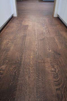 Upper West Side - rift & quarter sawn oak flooring - reSAWN TIMBER co.