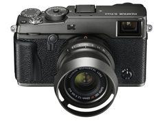 富士フイルムは、ミラーレスカメラ「FUJIFILM X-Pro2グラファイトエディション」を3月9日に発売する。価格はオープン。店頭予想価格は税別27万円前後の見込み。
