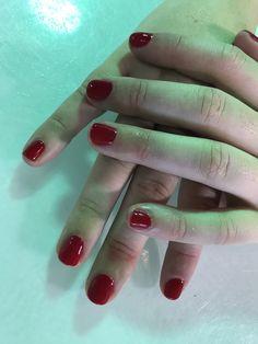 Red hot rio by opi 💅🏽 #polishednailbar #opi #gelpolish #gelmani #gelnails #gelcolor @opi_products @polished_nail_bar