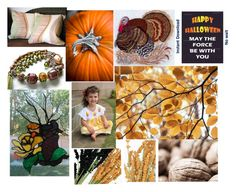 """yellow balls in autumn"" by nadya-mendik ❤ liked on Polyvore featuring art, integrityTT and TintegrityT"