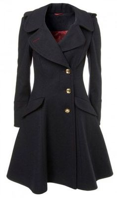 New long jacket for ladies, winter style.. Click the pic for more outfits