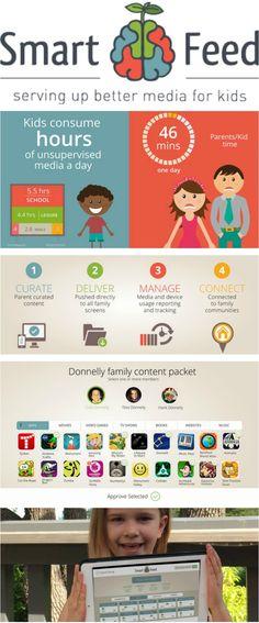 SmartFeed Is Serving Up Better Media For Kids | 5minutesformom.com