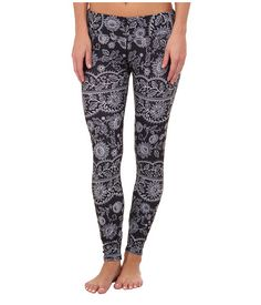 Hot Chillys MTF Sublimated Print Tight Black/Lace - Zappos.com Free Shipping BOTH Ways