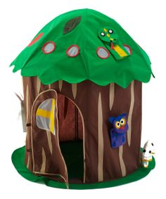 Puppet Tree Pop-Up Play Tent | Daily deals for moms babies and kids  sc 1 st  Pinterest : pop up kids tents - memphite.com