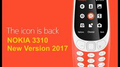 Nokia 3310 NEW 2017 Review