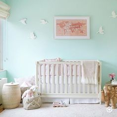 Youre off to Great Places! Your mountain is waiting, So. Love this sweet nursery from for
