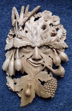 Autumn Greenman (pic heavy) - Woodworkers Institute - Forums - Page 1
