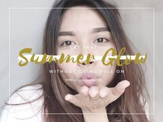 Get summer ready with this simple natural summer glow! Best Makeup Tips, Best Makeup Products, Beauty Trends, Beauty Hacks, Beauty Tips, Makeup Dupes, Beauty Makeup, Summer Glow, Simple Makeup