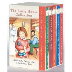 Little House Series by Laura Ingalls