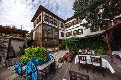 İmren Lokum Konak & Butik Hotel / Safranbolu