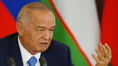Image copyright                  AFP/getty Image caption                                      The Uzbek government has admitted Mr Karimov is receiving treatment                                A state TV presenter in Uzbekistan has read out an independence day speech on behalf of President Islam Karimov, who is said to have suffered a stroke. One of his daughters insisted that public support was helping Mr Karimov recover and pleaded for peop