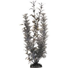 12 Height, Natural looking, plastic plant to add depth & character to your aquarium. This background plant is great for filling in areas of your aquarium while creating a natural environment. Aquarium Setup, Aquarium Design, Aquarium Decorations, Aquarium Fish Tank, Aquarium Ideas, Planted Aquarium, Black And White Background, Black White, Cool Fish Tanks