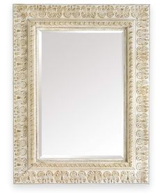 Such a classic mirror makes a statement from Pier 1