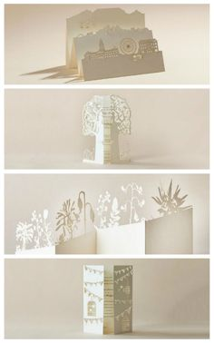 Delicate laser cutting... wow