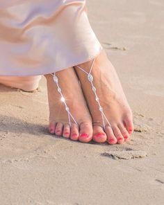 how to make foot jewelry for beach wedding rhinestone foot jewelry