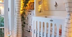 If you're struggling to contain all your stuff in a small space, perhaps you'll find inspiration in Whitney Leigh Morris and Adam Winkleman. The couple lives in a 362-square-foot cottage in Venice Beach, CA, with a 3-month-old son and two rescue beagles — and their home is a joy to look at. It