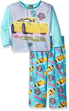 New DISNEY CARS sz 4 6 or 8 Awesome Summer PJs BOYS PYJAMAS Lightning McQueen