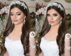 Sew In Hair Weft Human Hair Bundles Solid Color - Hat Tutorial and Ideas Boho Wedding Hair, Short Wedding Hair, Wedding Hair And Makeup, Wedding Hair Accessories, Bridal Hair, Bridal Makeup, Quince Hairstyles, Bride Hairstyles, Headband Hairstyles