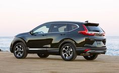 The fifth-generation CR-V will hit dealers on Dec. Honda's redesigned 2017 CR-V will go on sale next month with a price tag remarkably similar to the outgoing model. The fifth-generation CR-V will hit dealers on Dec. New Honda Crv, V Engine, Honda City, Honda Motors, Suv Cars, Car Goals, Cr V, Lamborghini Gallardo, Pickup Trucks