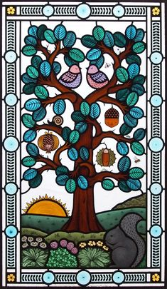 Trendy tree of life jewelry ideas stained glass 44 ideas Stained Glass Paint, Stained Glass Crafts, Stained Glass Designs, Stained Glass Windows, Victorian Stained Glass Panels, Leaded Glass, Tree Of Life Artwork, Willow Tree Tattoos, Tree Of Life Jewelry