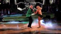 Tommy Chong & Peta's Cha Cha - Dancing with the Stars - I have not ever watched this show but looked up the clip when I heard that Cheech & Chong were in it lol