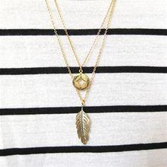 ketting fijn goud eindexamencadeau shoptip sieraden