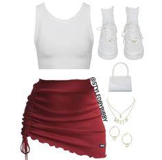 Teenage Girl Outfits, Teen Fashion Outfits, Teenager Outfits, Retro Outfits, Look Fashion, Outfits For Teens, Prep Fashion, Fashion Edgy, Latest Fashion