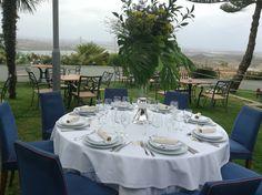 #bodas #ideales en el #Parador de #Ayamonte #mesa #decoración #wedding #love