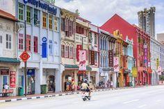 Mondo Top 50 - parhaat kaupungit 2015: Singapore.