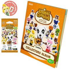 Buy Animal Crossing amiibo Cards Collectors Album - Series 2  from the official Nintendo site. Free Delivery on all orders.
