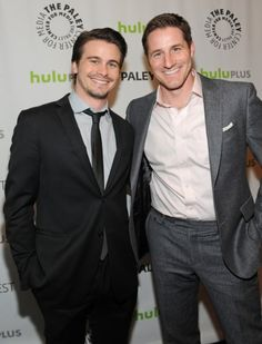 Sam Jaeger and Jason Ritter at event of Parenthood: Uma História de Família (2010)