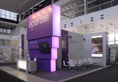 EXHIBITION STAND 4 sides open - Google Search