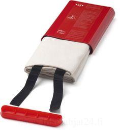 Fire blanket - Paloturvallisuus: http://www.liikelahjat24.fi/fi/palo_turvallisuus/4391/Fire+blanket-PRIM001052.html