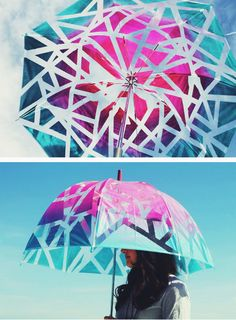 DIY Ombrella #accessories #umbrella