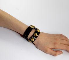 DIY bracelet en cuir leather bracelet 1