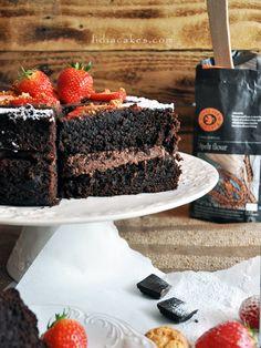 Old fashion Chocolate Cake