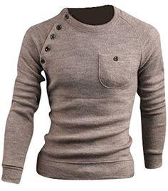 Jeansian Hommes Robe Tendance Mode Pull Chemise Men Casual Slim Fit Sweater 8826 Beige L jeansian http://www.amazon.fr/dp/B00PRWTKI4/ref=cm_sw_r_pi_dp_mmfNwb1AHP3YG