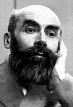"Henri Désiré Landru (12 April 1869 – 25 February 1922) was a French serial killer and real-life ""Bluebeard"". Landru stood trial on 11 counts of murder in November 1921. He was convicted on all counts, sentenced to death, and guillotined three months later in Versailles."