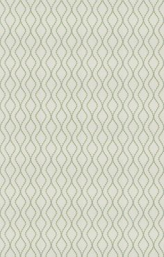 Fern Citrus (3010/408) - Prestigious Fabrics - A pretty stylised fern leaf design with a vertical undulating embroidered leaf trail. Shown in the Citrus colourway with lime and jade green. Please request sample for true colour match.