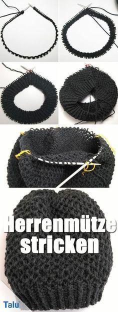 26 besten Nadelspiel stricken Bilder auf Pinterest in 2018 | Crochet ...