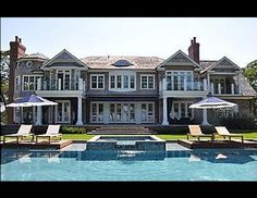 Mariah Carey and Nick Cannon's New Home in Hamptons
