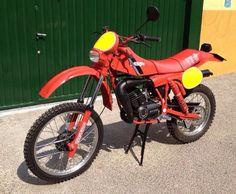 Enduro Vintage, Dirt Bikes, Motocross, Cars And Motorcycles, Motorbikes, Offroad, Biker, Trail, Sports