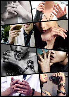 FOTOS DE HANDS ONLY KHJ's HANDS./P2015.05.24
