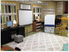 Decorating a Small Classroom on a Small Budget