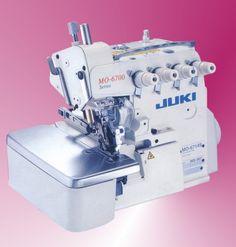 Overlock przemysłowy JUKI MO 6716S