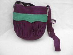 Otros - bolso decuero - hecho a mano por Atilano-isidro en DaWanda