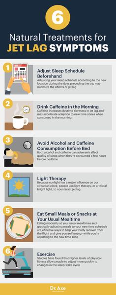 Natural treatments for jet lag symptoms - Dr. Axe http://www.draxe.com #health #holistic #natural