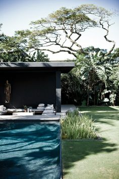 Gorgeous outdoor space - another South African house