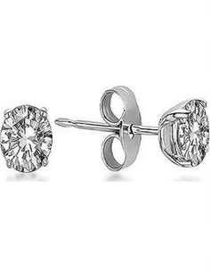 Solitaire Diamond Earrings | diamonds4you.com Sophisication and style, these earrings have it all, for the woman of substance, these gold and diamond earrings are a perfect gift...! - See more at: http://www.diamonds4you.com/item/21212234.aspx#sthash.ehyPTAXs.dpuf